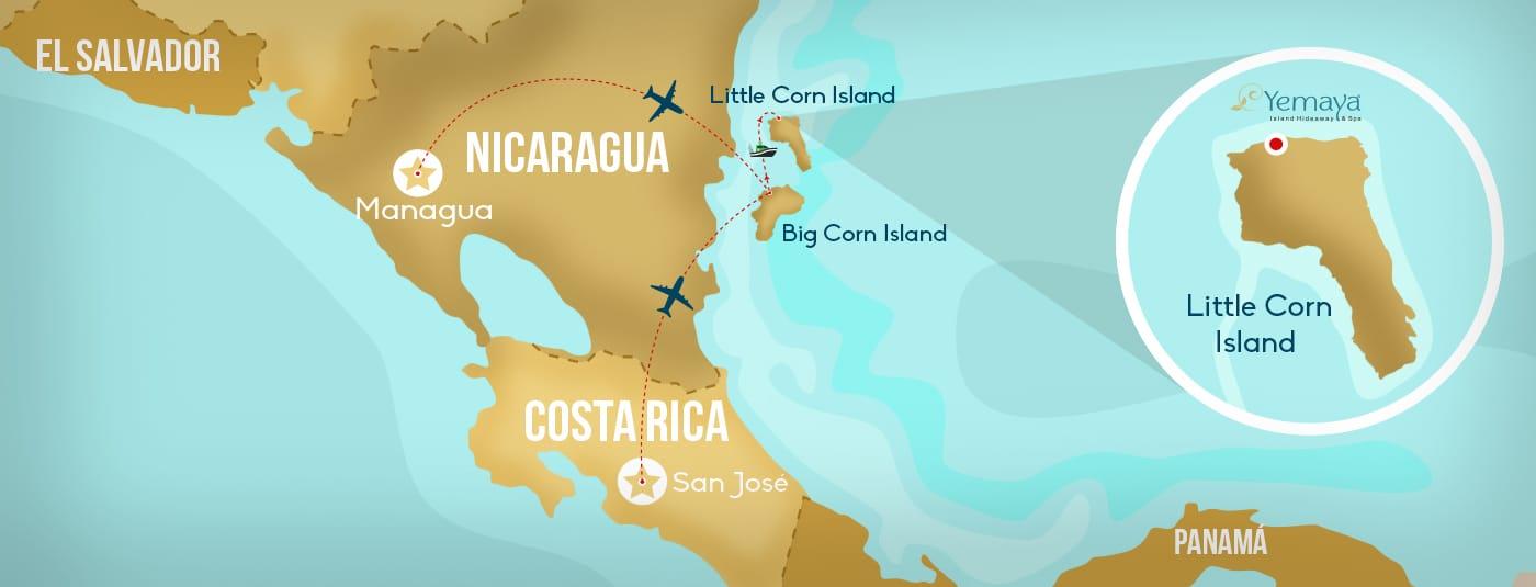 Yemaya Little Corn Island  Book Your Stay Now