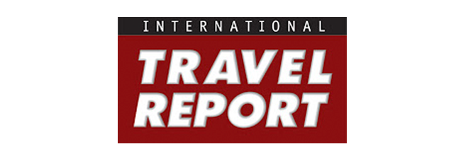 international travel report logo
