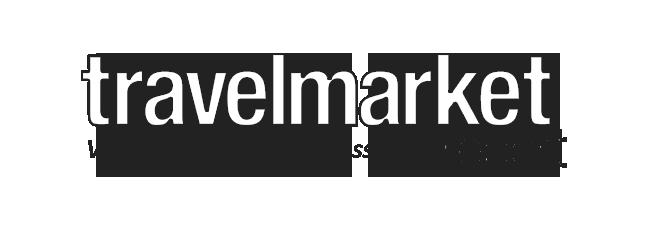 travel market logo